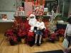 Andrea con Santa
