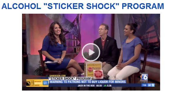 Sticker Shock CW6 2014